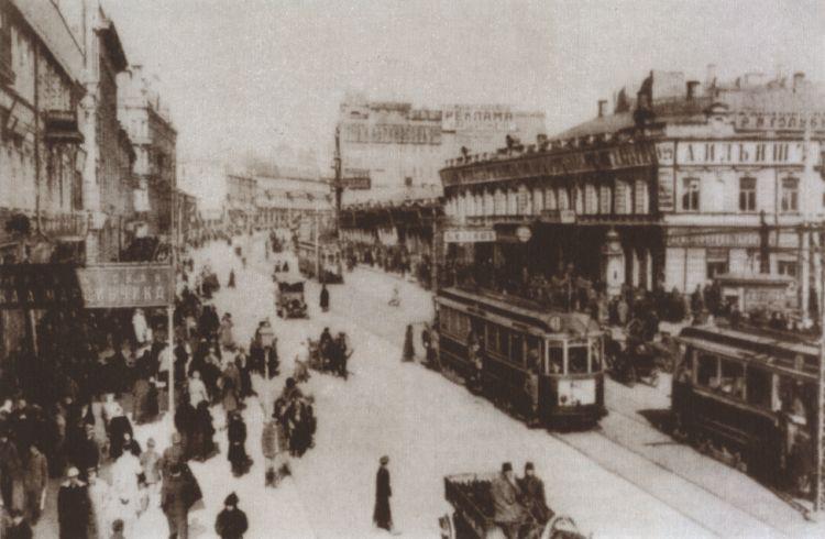 Исторические фотографии  Киевский трамвайный форум  84b80e6aeeef6